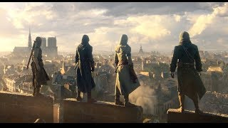 G-Eazy Get Back Up (Assassin's creed unity trailer)