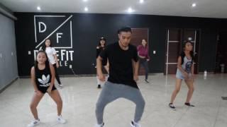 MI GENTE J Balvin dance reggaeton by Andy Cerventes