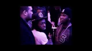 Lil Wayne, Mack Maine & Cortez Bryant at the Supperclub in Hollywood