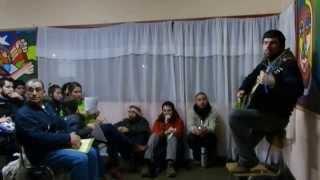 El derecho de vivir en paz ( Victor Jara) 11/09/2013 Valdivia,Chile