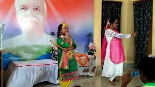 Yashomati maiyya se- krishna song-dance by ranjita singh