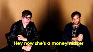 The Black Keys Money Maker (lyrics)