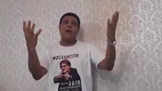 Cantor Ozeias de Paula Canta em Homenagem a Bolsonaro