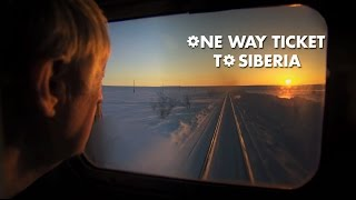 Chris Tarrant: Extreme Railway Journeys - One Way Ticket to Siberia