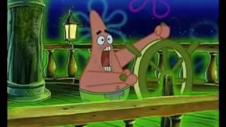 Patricks Geschrei auf dem Schiff des fliegenden Holländers | Spongebob Schwammkopf