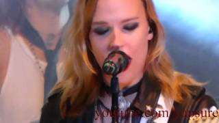 Halestorm Scream Live HD HQ Audio!!! Susquehanna Bank Center