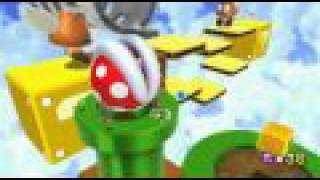 Super Mario Galaxy 2 - Supermassive Galaxy: Huge Trouble with Big Wigglers