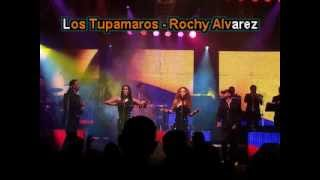 TE NECESITO   Los Tupamaros vers  merengue Karaoke