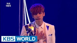 VIXX - Error / Miracle [2014 KBS Song Festival / 2015.01.14]