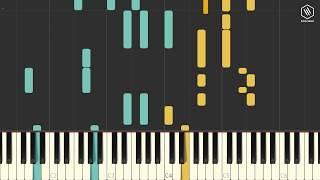 워너원 (Wanna One) - Beautiful Piano Tutorial