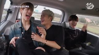 [GOT7's Hard Carry] Mark's Jackson&Yugyeom-customized guide Ep.7 Part 8
