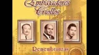 Los Embajadores Criollos - Compañera mia