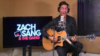 """Andy Grammer """"Thrift Shop"""" Cover Live In Studio"""