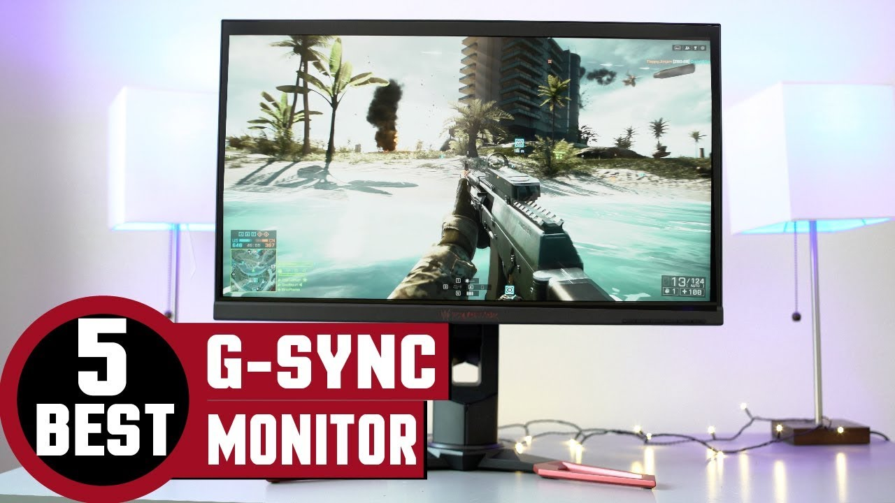Download thumbnail for ✅ G-Sync Monitor: 5 Best Cheap G-Sync