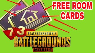 GET FREE ROOM CARDS IN PUBG MOBILE | USE CLAN TO GET FREE ROOM CARDS
