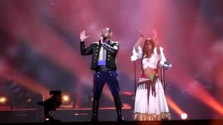 "Joci Papai Hungary ""Origo"" Live (2nd Rehearsal) Eurovision 2017"