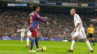 LEGENDARY Moments By Ronaldinho