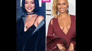 Rihanna Dissing Beyonce The Beyhive Furious With RiRi ....
