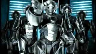 Cybermen Stomping Sound Effects