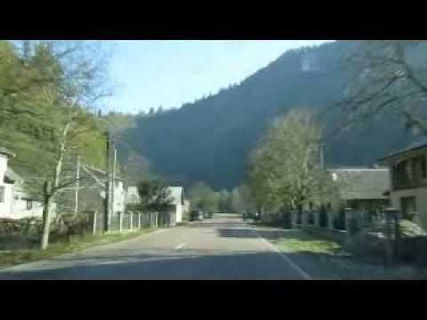 Fahrt durch die Transkarpaten in Richtung Rachiv Teil II