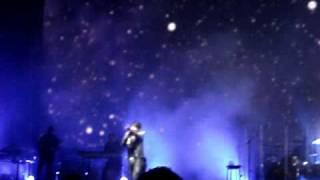 Adam Lambert singing Starlight by Muse