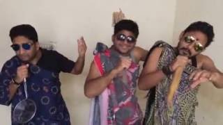 Pairon mein bandhan hai..|| Mohabbatein||Funny Remix Version