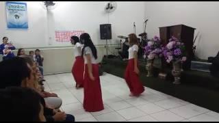 Coreografia Atos 2(parte2)