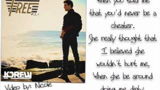 KDrew - This girl Lyrics