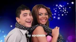 MADALINA & BABI MINUNE -  AM UN  DOR NEBUN ( OFICIAL VIDEO )