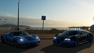 Download Forza Horizon 3 Bugatti Veyron Ss Vs Porsche 918 Spyder
