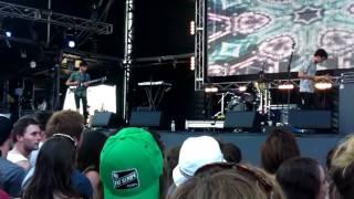 San Cisco - Awkward (live at Pyramid Rock Festival 2011/2012)