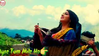 Kafirana sa hai.❤..love WhatsApp status ringtone//Kedarnath film song by Bindas sayri