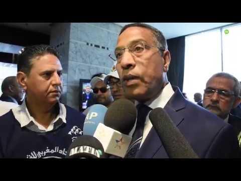 Célébrations de la fête du travail à Casablanca