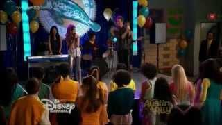 Ally Dawson (Laura Marano) & Gavin Young (Cameron Jebo) - Me & You [HD]