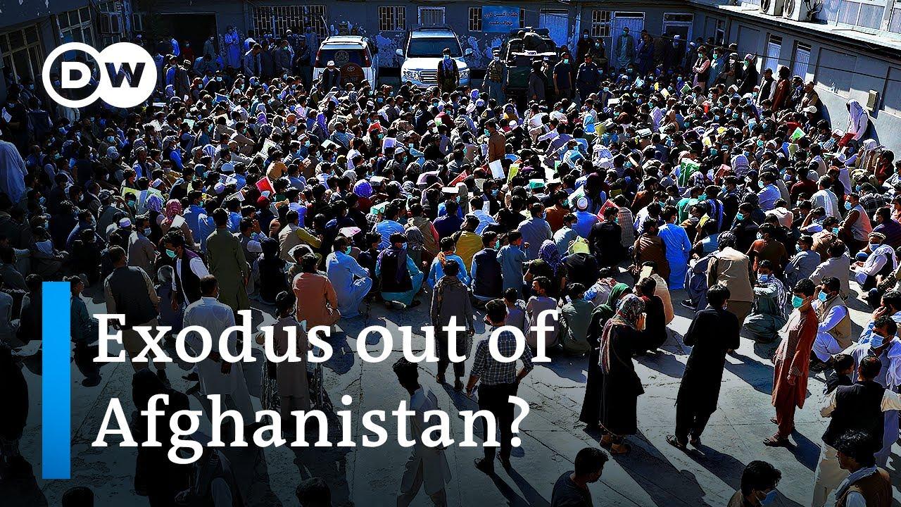 Citizens Rush to Leave Afghanistan as Taliban Retake Territory