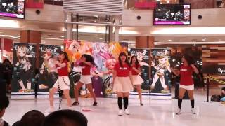 [121006] Hades cover Wonder Girls (원더걸스) :: Like This @ WeDo Cover 2012 Stage 4 (Audition)