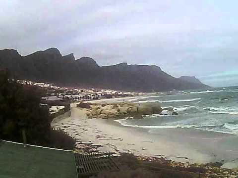 Timelapse Video – Glen Beach & Camps Bay – 25/06/2011
