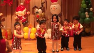2015阿法貝納幼兒園聖誕活動Snoopy班舞蹈