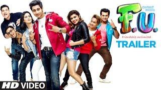 FU Official Trailer | FU (Friendship Unlimited) - Marathi Movie Trailer | Aakash Thosar