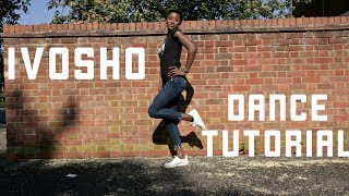 "How To Vosho ""South African Dance"" (Dance Tutorial) 