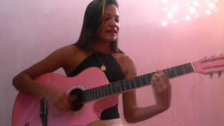Cantada - Luan Santana (COVER LARISSA ALVES)