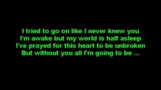 Backstreet Boys - Incomplete Lyrics =] - YouTube.flv