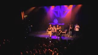 RNS - Diss - live 16/01/2016 Gagarin