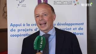 Clôture du projet d'appui à la création et au développement de projets parmi les réfugiés au Maroc