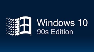 Windows 10 — 1990s Edition