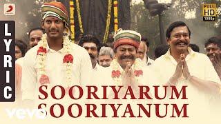 Sandakozhi 2 - Sooriyarum Sooriyanum Tamil Lyric | Vishal | Yuvanshankar Raja, N Lingusamy