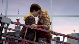 Conor and Ashley Kiss