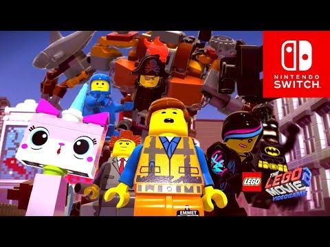 Download Thumbnail For The Lego Movie 2 Videogame Trailer Anuncio