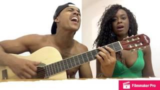 Cover Eliza e Diogo - Música Sonhos e Planos- Os Travessos