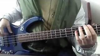 Cazuza - Exagerado [bass cover]